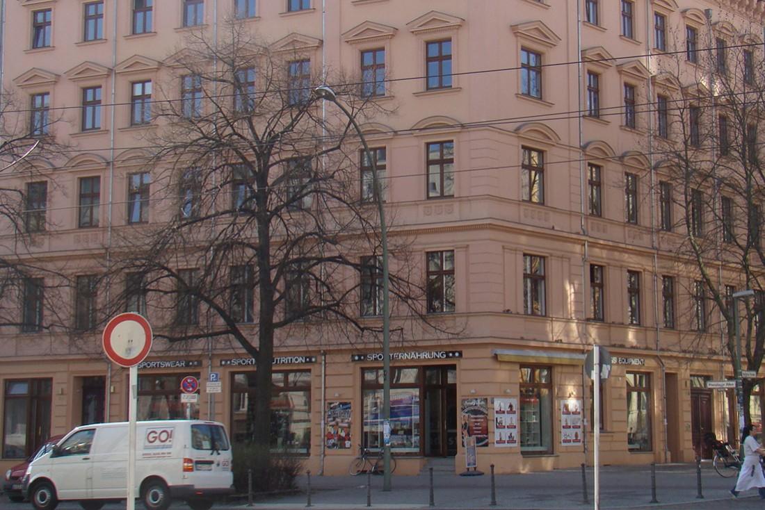 Belforter Straße 18Prenzlauer Allee 234