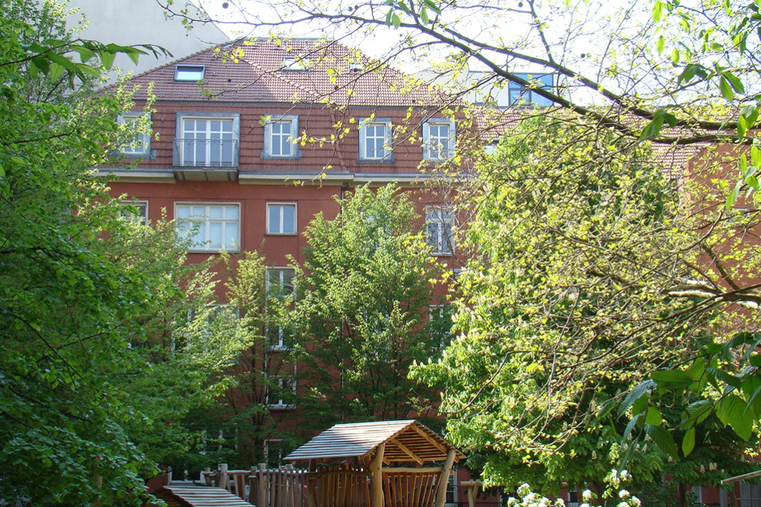 Jägerstraße 64–66