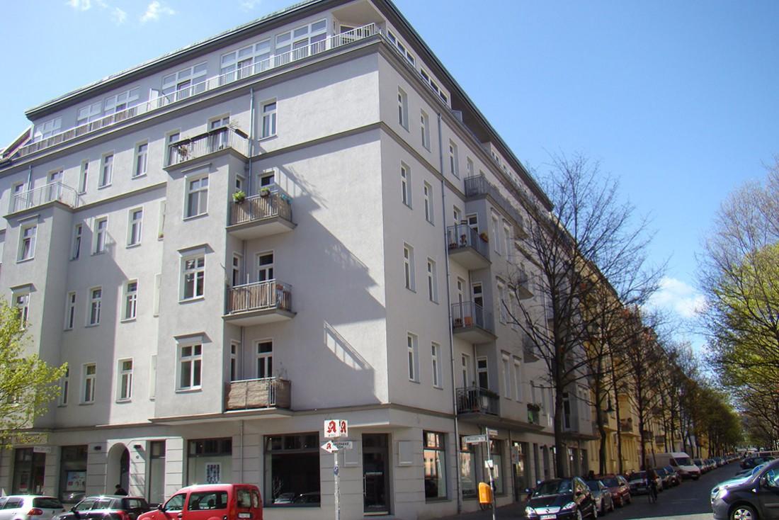 Chodowieckistraße 32 / Winsstraße 42