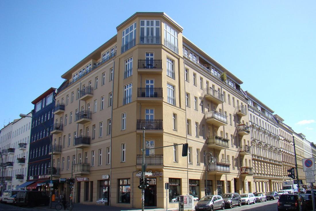 Hagenauer Straße 8 / Danziger Straße 22